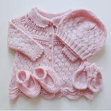 Free Baby Knitting Patterns Extraordinary Free Baby Knitting Patterns Double Knit Wool Crochet And Knit