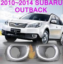 aliexpress com buy made in taiwan 2010~2015 subaru outback car made in taiwan 2010~2015 subaru outback car led daytime running light 2pcs