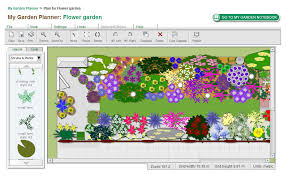 Small Picture Flower Garden Layout Lugxycom Flower Garden Plans Layout Home