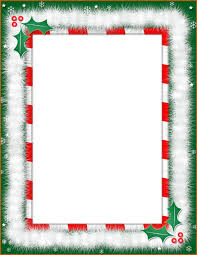 7 christmas templates for word survey template words christmas border template