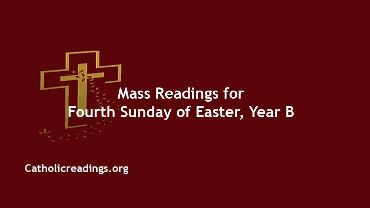 Sunday Catholic 25 April 2021 Daily Mass Reading Online