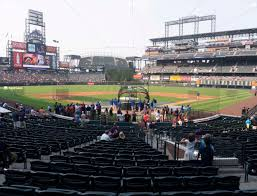 Coors Field Section 131 Seat Views Seatgeek