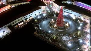 Tanger Outlets Christmas Tree Lighting 2018 Deer Park Tanger Tree Lighting Youtube