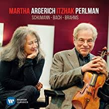Martha Argerich and Itzhak Perlman: CDs & Vinyl - Amazon.co.uk