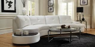 Curved Sectional Sofa for Small Spaces - New 2018 / 2019