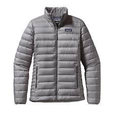 Patagonia Women's Down Sweater Jacket & ... W'S DOWN SWEATER, Feather Grey ... Adamdwight.com