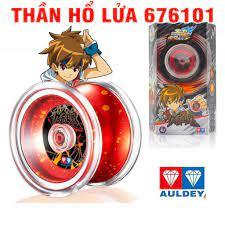 Giá bán Con quay Yoyo Thần Hổ Lửa mã 676106 bằng nhựa cao cấp hãng Auldey