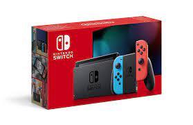 Nintendo Switch Console. : Amazon.de ...
