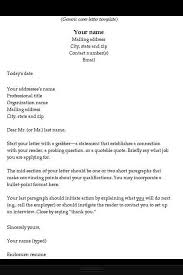 how to write a cover letter short application cover letter sample