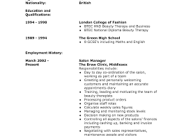 Resume For Esthetician Merchandise Analyst Sample Resume Resume Of