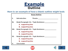 organizing an academic essay ppt video online 21 example