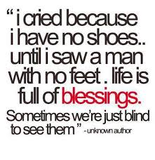 Quote On Counting Your Blessings Dont Give Up World Mesmerizing Blessings Quotes