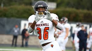 Brandon Benson Football Bucknell University Athletics