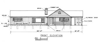 simple three bedroom house plans home intercine 4 south africa 2