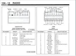 1994 ford explorer wiring diagram cd diy wiring diagrams \u2022 Ford Stereo Wiring Harness Diagram at Car Stereo Wiring Diagram 1994 Ford Explorer