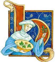 Bildergebnis für Hildegard von Bingen