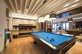 70 Rooms with a Pool Table (Man Caves Included)