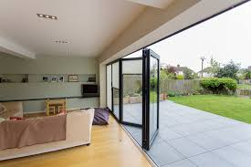 bi fold door blinds