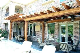 patio covers ideas amazing deck roof covered patios cover homes pertaining to outside plans designs brilliant