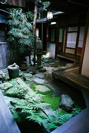 Small Picture the courtyard Japan