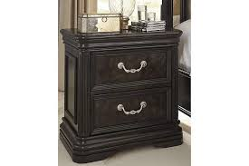 dark brown nightstand.  Nightstand Quinshire Nightstand  Dark Brown Inside R