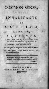 common sense encyclopedia of greater philadelphia title page of thomas paine s common sense