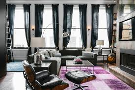 restoration hardware sectional with modern wall murals living room contemporary and plaster molding