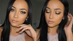 spring date night makeup tutorial stephanie ledda you