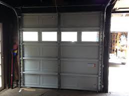 Garage Door garage door panel replacement photographs : Amazing Garage Door Panel Replacement Design Aluminum Cost Home ...