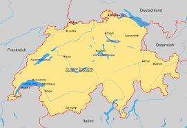 Genfersee von wasserschloss chillon aus. Schweiz Reiseservice Vogt