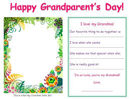 Free printable mothers day card, just print, and color. Grandparent S Day Cards A Moment For Mom
