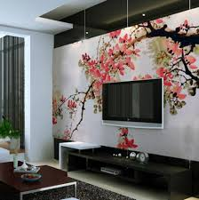 Wall Mural For Living Room Ecellent Living Room Mural Ideas Wall Designs Decor For Design