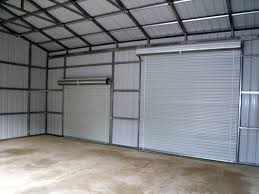 carolina garage doorMetal Commercial Building  Carolina Carports  Enterprise Center