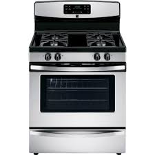 Kitchen Appliances On Credit Ranges Stoves Modern Gas Electric Ranges Stoves Sears
