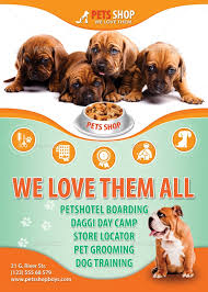 Dog Flyer Template Free Puppy Flyer Template 12 Psd Lost Dog Flyer Templates Free Premium