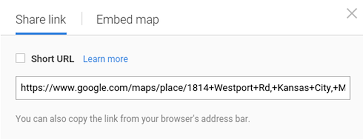 Link the business address on your website to a Google Map - TechRepublic