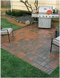 Simple patio designs with pavers Affordable Diy Patio Inspiration Cobblestone Paver Patio 63cobblestonepaverpatio Quarto Knows Diy Patio Design Inspiration Quarto Knows Blog