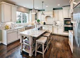 Floor Color For White Kitchen Cabinets shades of neutral gray white