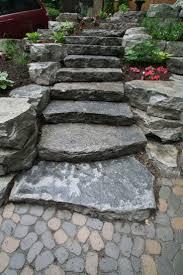 Outdoor Steps 25 Best Outdoor Stone Steps Ideas On Pinterest Rock Steps