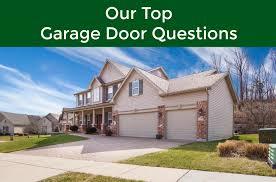 at neighborhood garage door service of atlanta ga we get asked all kinds of questions about garage doors maintenance and more