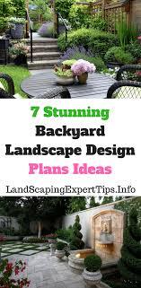 backyard landscape design plans. 7 Stunning Backyard Landscape Design Plans Ideas - Landscaping Expert Tips