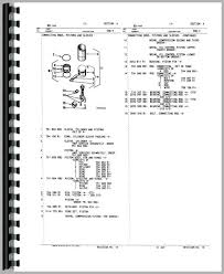 international harvester 7000 forklift engine parts manual tractor manual