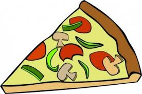 pizza slice clipart black and white. Interesting Clipart Slice Of Pizza Clip Art Intended Clipart Black And White A