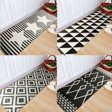 black and white bathroom rug best of black and white bathroom rugs