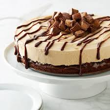 Peanut Butter Chocolate Ice Cream Cake Recipe Land Olakes