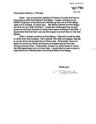letter expressing concern 15 letters from individuals expressing their concern about the china