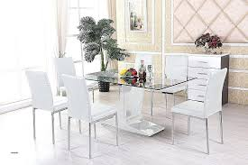 gloss with multi coloured white round dining table and chairs gl set 6 delightful design