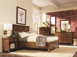 aspen home bedroom furniture of bed frame with storage and 1 drawer nightstand also bedroom dresser plus chest of drawers
