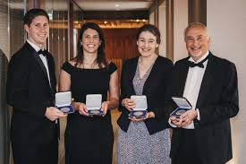 Scientific collaboration awarded prestigious Charles Hatchett Award - -  Diamond Light Source