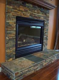 The Slate Fireplace    A Clean Slate For YOUR Special Fire SpaceSlate Fireplace